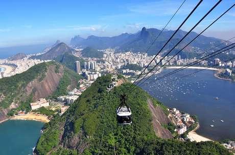 <p>O Rio de Janeiro oferecea seus visitantes uma série de opções de lazer econômicas ou gratuitas</p>