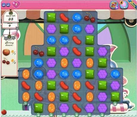 Segundo produtora de 'Candy Crush', 15 milhões de pessoas jogam o game diariamente