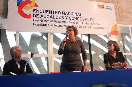 <p>Mónica Xavier foi senadora pelo Partido Socialista</p>