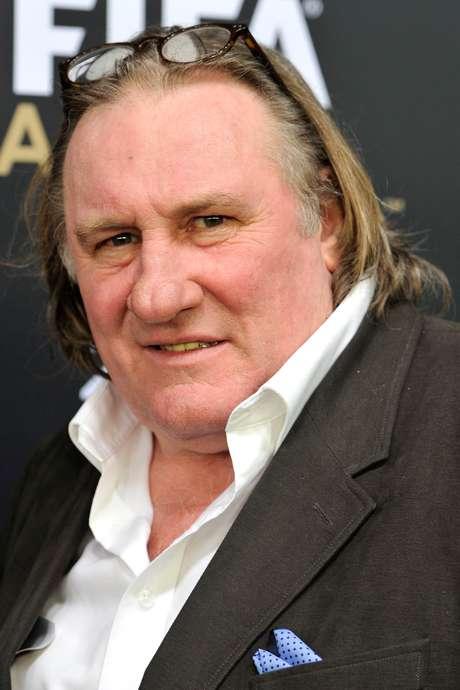 <p>O ator franc&ecirc;s G&eacute;rard Depardieu foi &agrave; R&uacute;ssia e fez elogios ao presidente, Vladimir Putin</p>