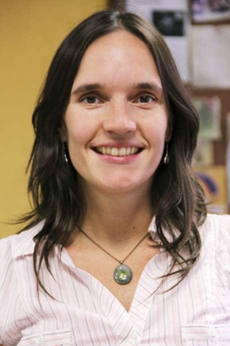 <p>Carolina Ricardoacredita que a retirada de armas das ruas seja a solução</p>