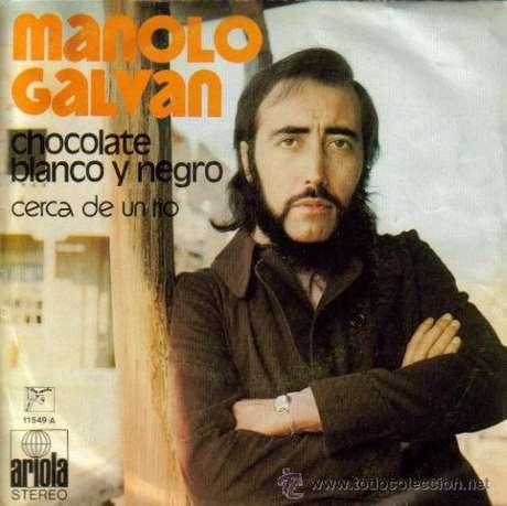 Manolo Galván