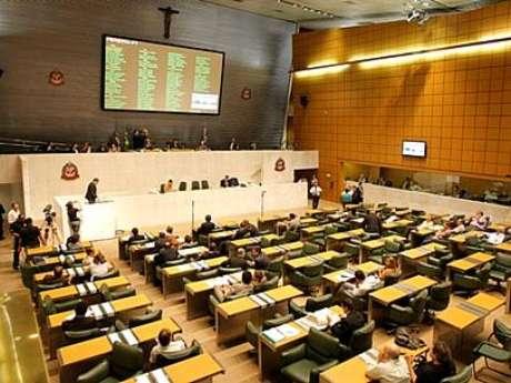 Plenário Alesp