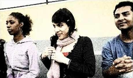 <p>Imagem mostra trecho do vídeo 'Encontrando Bianca', que faz parte do kit anti-homofobia vetado por Dilma</p>