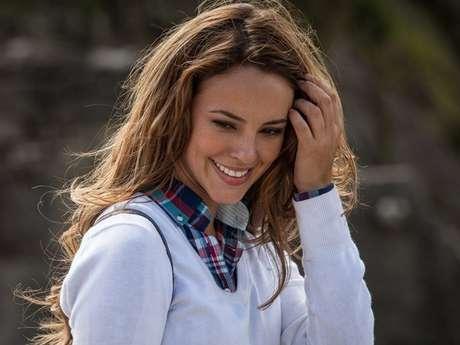 <p>Paolla Oliveira é Paloma na trama, a mocinha de<em> Amor à Vida</em></p>