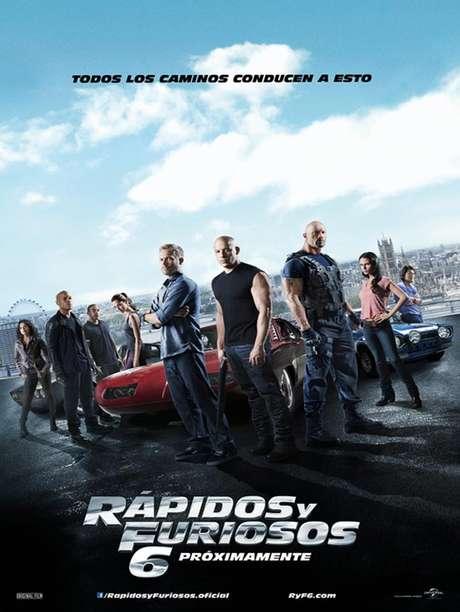 <p>'Rápidos y Furiosos 6', próximamente, sólo en cines.</p>