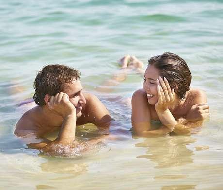 <p>De acordo com especialistas, os resortes nudistas são de um modo geral destinados a casais</p>