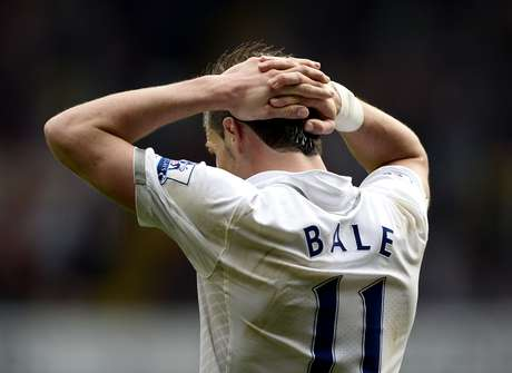 <p>Bale &eacute; o principal alvo do Real Madrid</p>