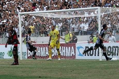 <p>Ceará contou com gol de Mota para conquistar o título</p>
