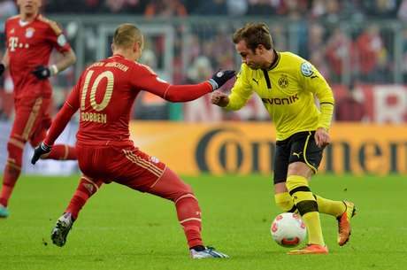 <p>Bayern is the German team with the most international fans.</p>