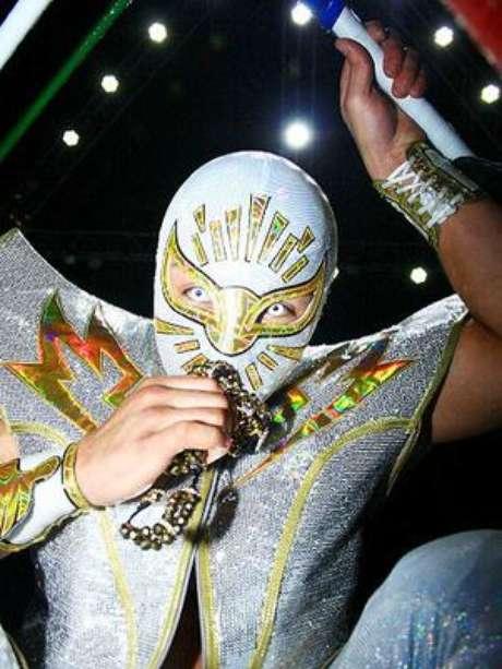 <p>Místico impuso su lucha ante Último Guerrero.</p>