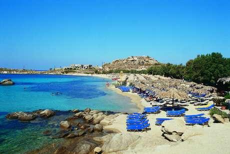 <p>Al&eacute;m de ser uma das mais belas ilhas gregas, Mykonos tamb&eacute;m &eacute; um dos principais destinos GLS do Mediterr&acirc;neo</p>