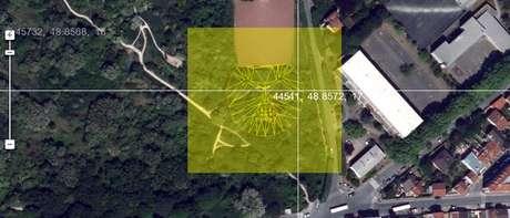 Sistema usa um algoritmo de reconhecimento facial que vasculha os mapas do Google em diferentes níveis de zoom