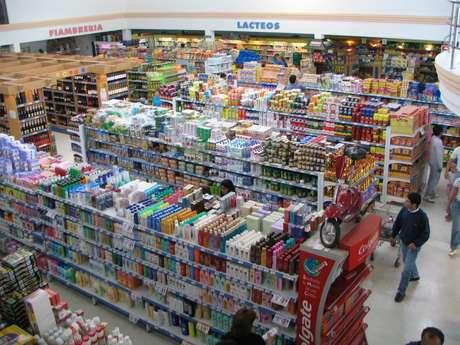 Los supermercados, con precios congelados