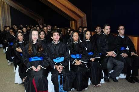 Em fevereiro de 2013, 53 alunos da primeira turma do Programa de Formação Interdisciplinar Superior (Profis) se formaram