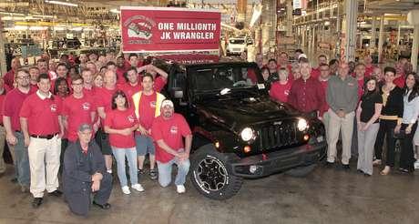 Carro foi produzido na fábrica de Toledo, em Ohio (EUA)
