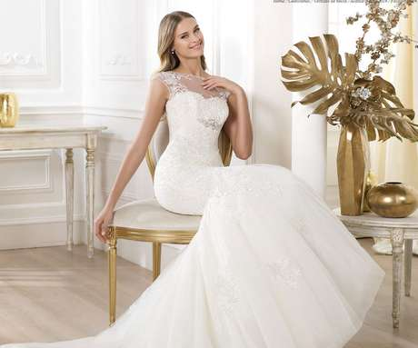 Outlet vestidos novia madrid pronovias