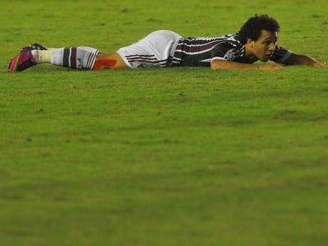 <p>Atacante era aposta de técnico para temporada 2013</p>