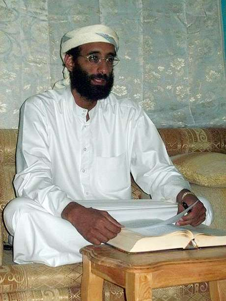 Anwar al-Awlaki em imagem de arquivo