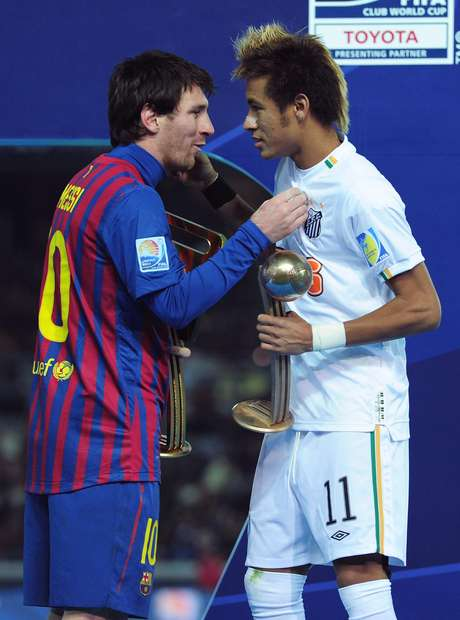 <p>Atacante perdeu Mundial para o Barcelona</p>