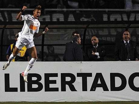 <p>Camisa 11 brilhou na campanha da Libertadores</p>