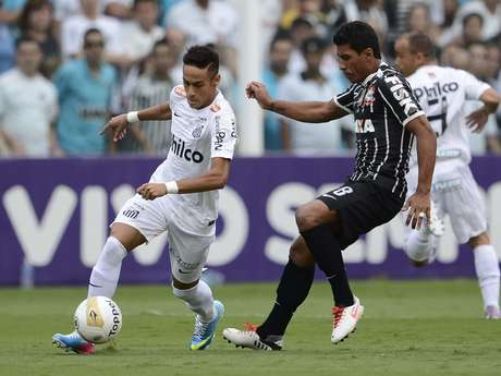 <p>Neymar se despediu sem sonho do tetra paulista</p>