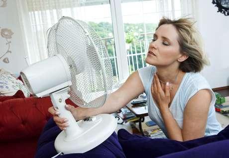 <p>As ondas de calor estão ligadas à perda de memória durante a fase da menopausa</p>