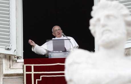 <p>Papa Francisco chega ao País no mês de julho</p>