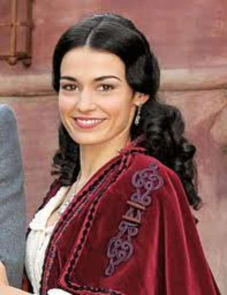 Sara Rivero.