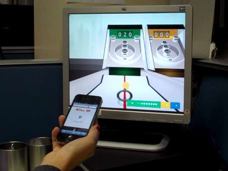 Jogo do Google transforma celular em joystick e PC em console