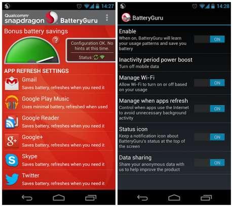 App melhora a vida útil de smartphones com sistema Android