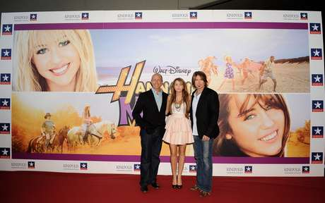 """<p>En 2009, su personaje de Miley Stewart en Hannah Montana llegó a la pantalla grande con la película """"Hannah Montana: The Movie"""".</p>"""