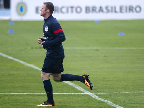 <p>Wayne Rooney é um dos grandes nomes do atual elenco do Manchester</p>