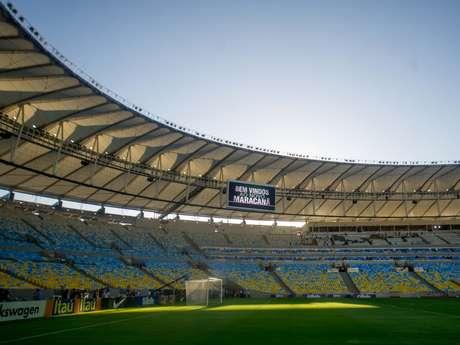 <p>Maracanã pode ficar sob administração do Flamengo após Copa das Confederações</p>