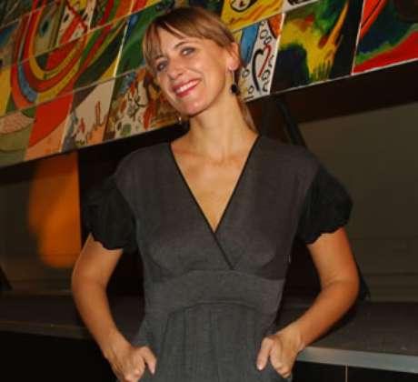 <p>Carolina Urrejola.</p>