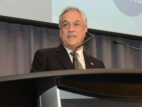 <p>Presidente chileno Sebastián Piñera.</p>