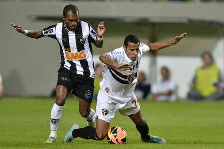 <p>Mais uma vez o Atlético-MG conseguiu segurar o São Paulo em casa</p>