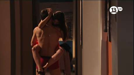 """<p>""""Mariana"""" se entregó a los brazos de """"Vicente""""</p>"""
