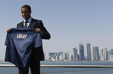 <p>Venda de Lucas ao PSG rendeu R$ 115 milh&otilde;es ao S&atilde;o Paulo</p>