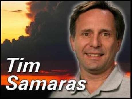 """Tim Samaras, el conocido """"cazador de tornados""""."""