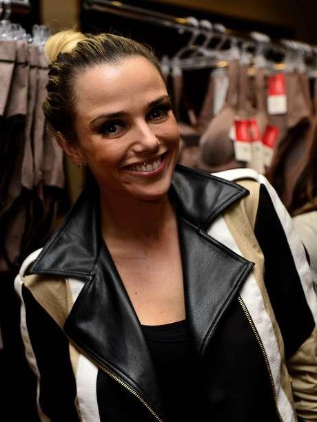 <p>Nathália Rodrigues disse que prefere as calcinhas grandes e confortáveis</p>