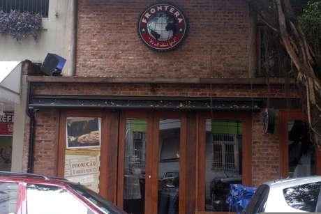 Restaurante localizado na zona sul do Rio de Janeiro foi assaltado na manhã desta terça-feira