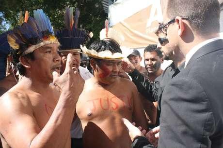 <p>Acirramento dos conflitos no Mato Grosso do Sul fizeram com que a Força Nacional e a Polícia Federal atuassem no Estado</p>