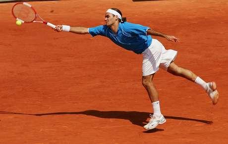 <p>Surpreendido como número 1 do mundo, Federer admite ter subestimado Kuerten devido às condições físicas do brasileiro</p>