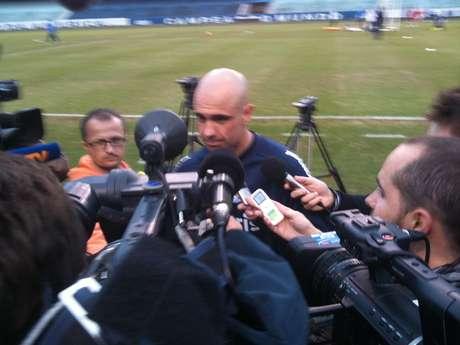 <p>Cris deve defender o Vasco</p>