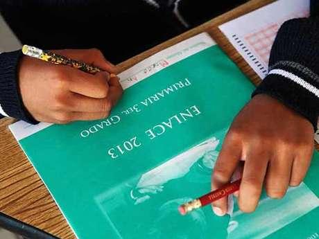 La prueba ENLACE se aplicó esta semana en escuelas de todo el país.