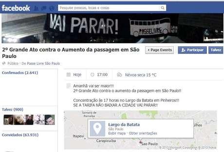 <p>O Movimento Passe Livre organiza uma passeata para esta sexta-feira, em São Paulo</p>