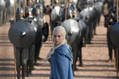 <p>A personagem Daenerys Targaryen ganhou um drinque em sua homenagem</p>