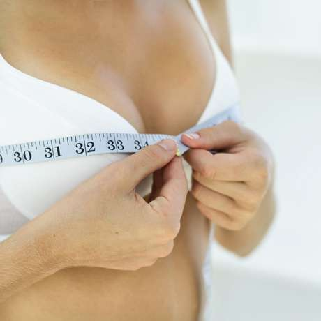 <p>Definir as medidas do corpo para escolher o sutiã mais adequado é importante</p>