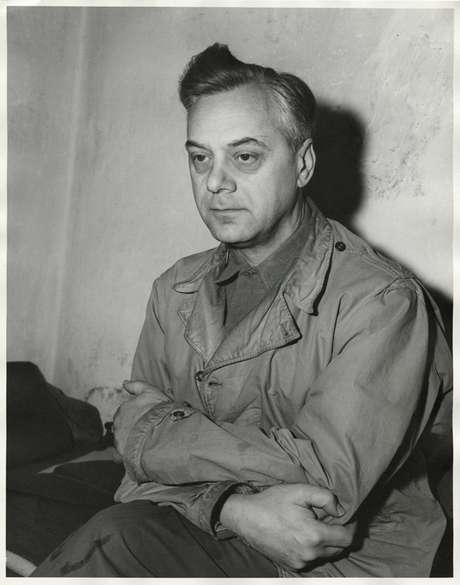 Alfred Rosenberg, confidente de Adolf Hitler